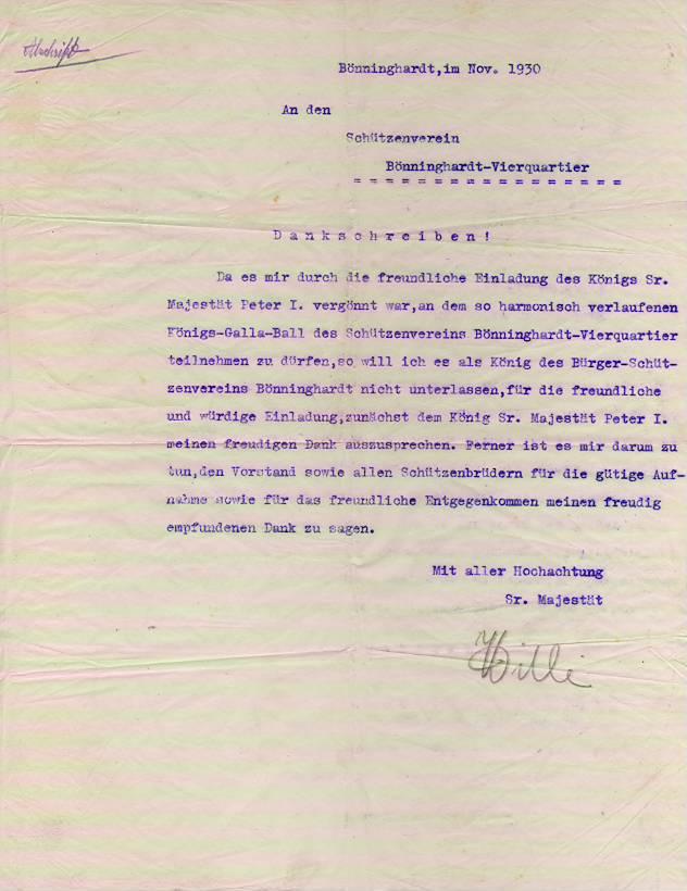 schreiben1930anvierquatieren